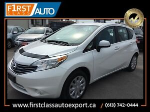 2014 Nissan Versa Note SV - Great On Gas! - Reliable and Clean