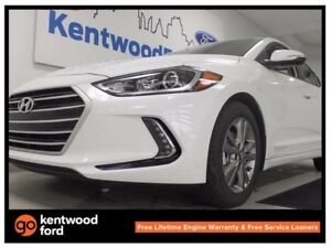 2018 Hyundai Elantra Elantra with heated seats and a back up cam