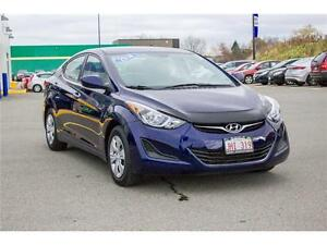 2014 Hyundai Elantra! 6 SPEED! REMOTE START! WARRANTY!