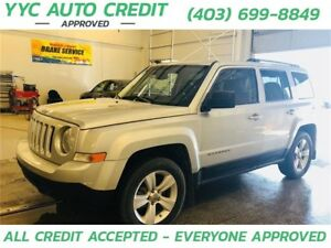 2011 Jeep Patriot North *$99 DOWN EVERYONE APPROVED*