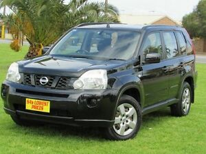 2009 Nissan X-Trail T31 ST Black 1 Speed Constant Variable Wagon Hendon Charles Sturt Area Preview