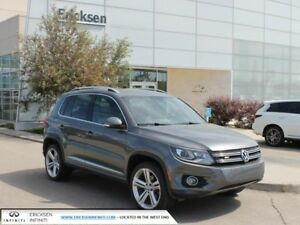 2015 Volkswagen Tiguan ALL WHEEL DRIVE/HEATED SEATS/PANORAMIC MO