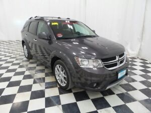 2016 Dodge Journey R/T AWD V6 - Heated Leather Seats