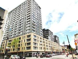 Fully furnished 2 Bedroom condo near Metro Atwater!