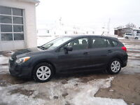 REDUCED 2012 SUBARU IMPREZA VERY LOW KMS AWD