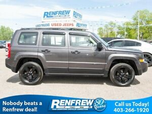 2015 Jeep Patriot 4x4 Altitude *Ltd Avail*, Bluetooth, SiriusXM,