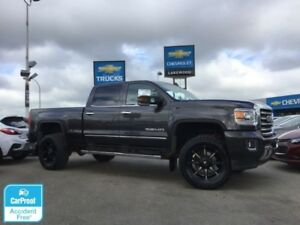 2015 GMC SIERRA 2500HD SLT 4x4 (Nav, Back Up Cam)