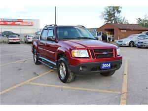 2004 Ford Explorer Sport Trac*Certified*E-Tested*2 Year W