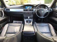 BMW 320i Auto Leather Sat Nav