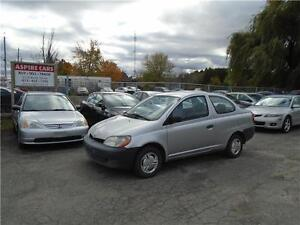 2000 Toyota Echo-ONE OWNER-DEALER SERVICED-ONLY $1980!