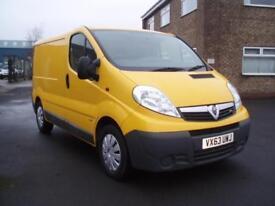 Vauxhall Vivaro 2.0CDTi ( 115ps ) ( EU V ) 2012MY 2900 EcoFLEX SWB £5495 + VAT