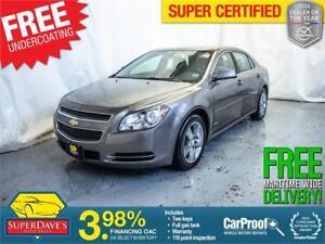 2010 Chevrolet Malibu LT *Warranty* $112.23 Bi-Weekly OAC