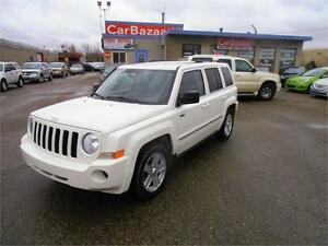 2010 JEEP PATRIOT NORTH 4X4 4 CYL SAVE GAS EASY CAR FINANCING