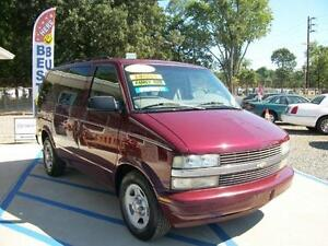 2004 CHEVROLET ASTRO LS, INCREDIBLE CONDITION, ONLY 23,000 KMS!!