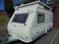 Rapido Fleurette Tamaris 37 TST 2 Berth Pop Up Caravan For Sale
