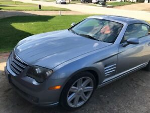 2004 Chrysler  Crossfire.  Great condition, real sporty,