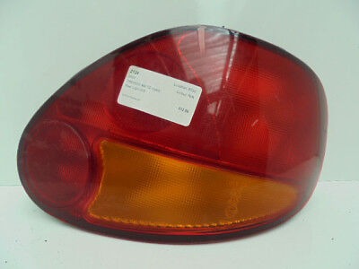 Used, DAEWOO MATIZ Hatch Rear Light O/S 2000: 2124 for sale  Crawley