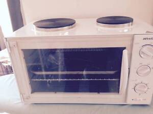 Heller 26L oven with Hotplates Bittern Mornington Peninsula Preview