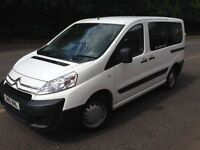 2011 61 Citroen Dispatch Minibus never been Taxi