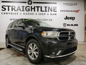 "2014 Dodge Durango Limited/V6/8.4"" TOUCHSCREEN/POWER SUNROOF"