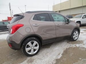 2015 Buick Encore AWD with Heated Leather and Sunroof