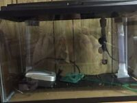 10 Gallon Top Fin Tank - Price Reduced