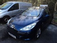 PEUGEOT 307 SW 1.6 HDi 2006 FACELIFT BLUE **BREAKING FOR SPARES**