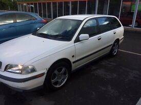 Volvo V40 Estate Low Mileage For Year Reliable Long MOT