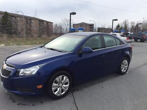 2012 Chevrolet Cruze LT Sedan Turbo