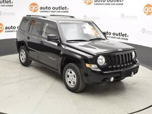 2015 Jeep Patriot Sport/North 4x4