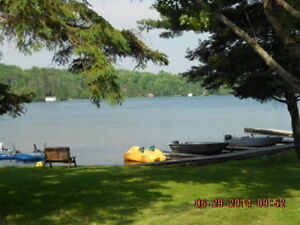 Summer Vacation on Fairbank Lake