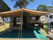 2012 Outback Campers Hume On-Road Camper Trailer Berwick Casey Area Preview