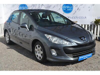 PEUGEOT 308 Can't get finance? Bad credit, unemployed? We can help!