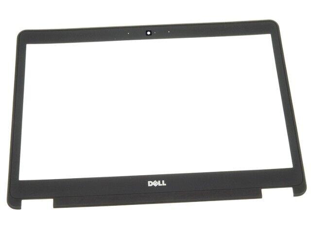Image of Dell Latitude E7440 E7450 LCD Front Frame Bezel Plastic Trim Webcam 02TN1 002TN1