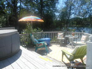 FULLY FURNISHED, WINTERIZED COTTAGE ON CHEMONG LAKE, Peterborough Peterborough Area image 10