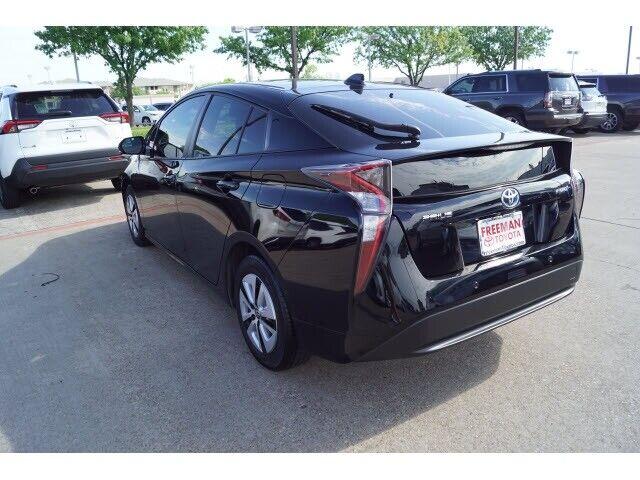 Image 3 Voiture American used Toyota Prius 2018