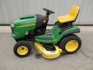 CASH NOW! FOR YOUR BROKEN LAWN TRACTORS OR LAWN MOWERS!!