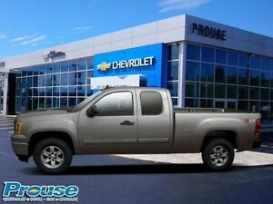 2009 GMC Sierra 1500 - AM/FM stereo - $148.90 B/W - Low Mileage