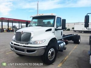 2020 International MV607 4x2, New Cab & Chassis
