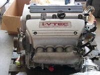 Honda Civic SI 6 speed full part out - transmission