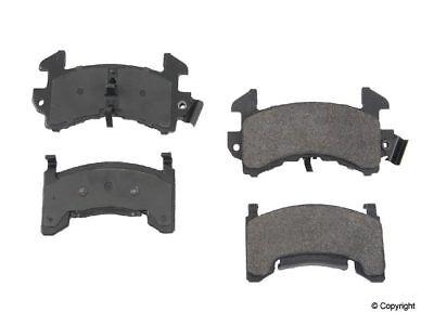 Disc Brake Pad Set-Original Performance Semi-Met Front/Rear WD EXPRESS