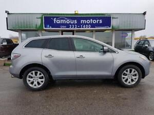 2007 Mazda CX-7 GS/AWD/LOW KM'S/MOONROOF/ACCIDENT FREE!!