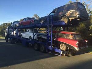 Interstate Car/Vehicle transport for Non Runners Capalaba Brisbane South East Preview