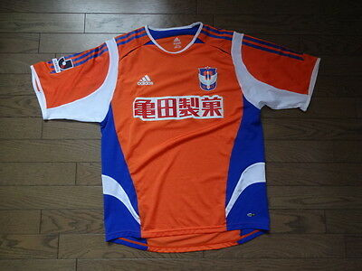 Albirex Niigata 100% Official Soccer Jersey 2006 J League O Japan Good Condition image