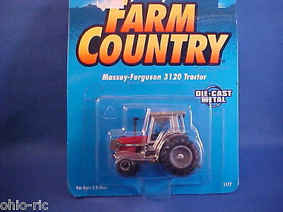 199119921993199419951996 Agco Massey-ferguson 3120 Farm Tractor--new In Pkg