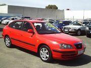 2006 Hyundai Elantra Red Automatic Hatchback Embleton Bayswater Area Preview
