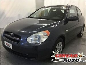 Hyundai Accent GL A/C Automatique 2009