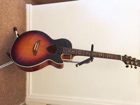 Ibanez MASA Series SX90BK Acoustic/Electric Guitar