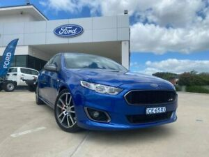 2015 Ford Falcon FG X XR6 Turbo Blue 6 Speed Sports Automatic Sedan Muswellbrook Muswellbrook Area Preview
