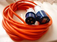 Power hook-up cable 10mt
